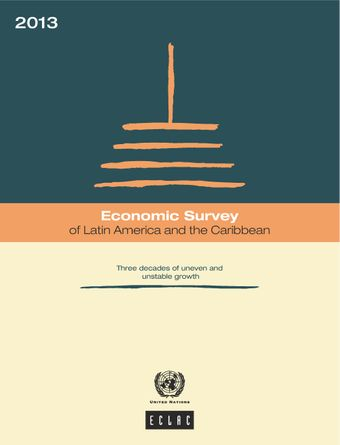 image of Economic Survey of Latin America and the Caribbean 2013