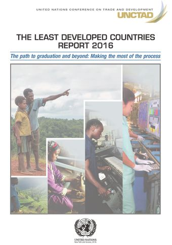 image of The Least Developed Countries Report 2016