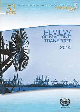 image of Review of Maritime Transport 2014