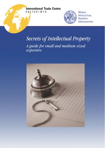 image of Secrets of Intellectual Property