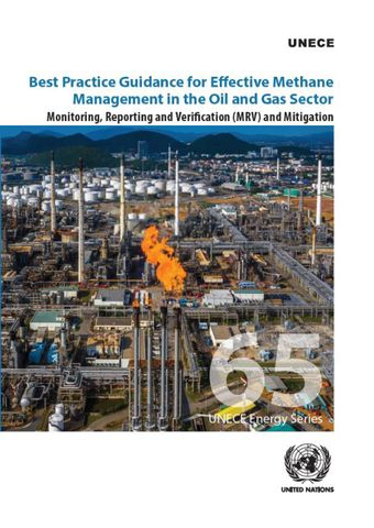 image of Best Practice Guidance for Effective Methane Management in the Oil and Gas Sector