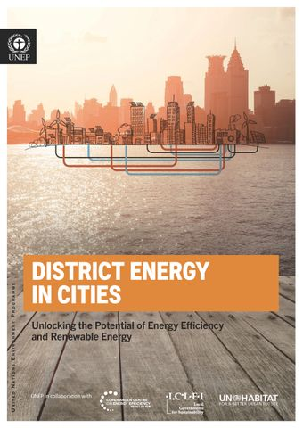 image of District Energy in Cities