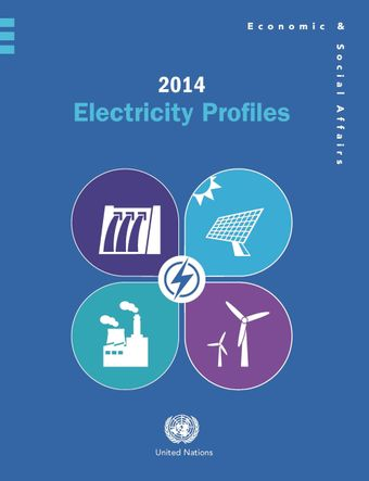 image of 2014 Electricity Profiles