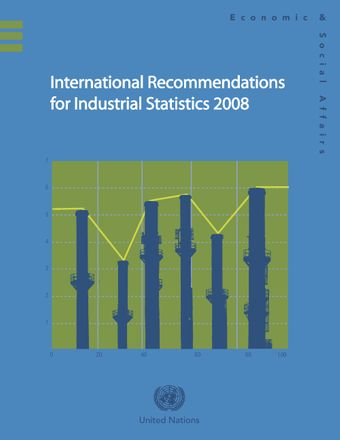 image of International recommendations for industrial statistics 2008