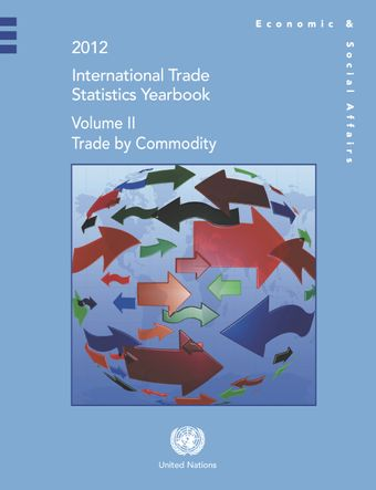 image of International Trade Statistics Yearbook 2014, Volume II