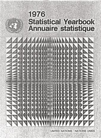 image of Statistical Yearbook 1976