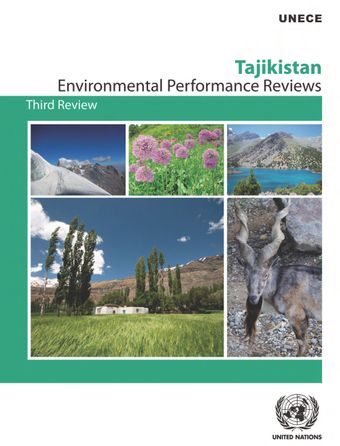 image of Environmental Performance Reviews: Tajikistan