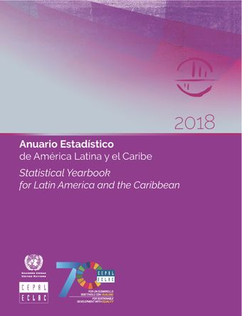 image of Statistical Yearbook for Latin America and the Caribbean 2018