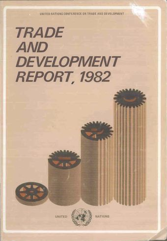 image of Trade and Development Report 1982