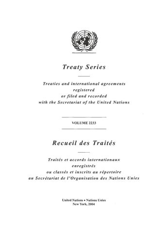image of No. 39751. United Nations and Senegal