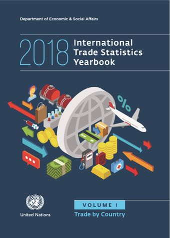 image of International Trade Statistics Yearbook 2018, Volume I