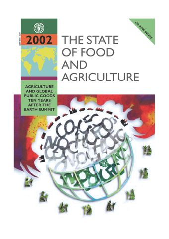 image of The State of Food and Agriculture 2002