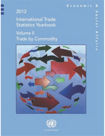 image of International Trade Statistics Yearbook 2012, Volume II