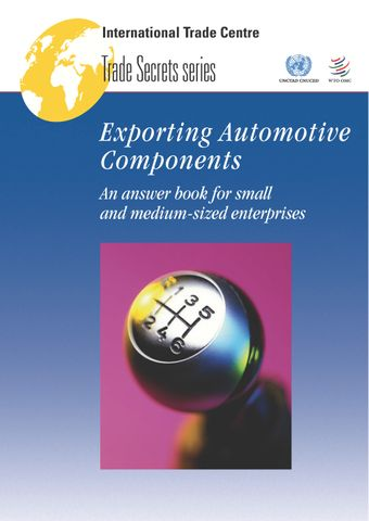 image of Exporting Automotive Components