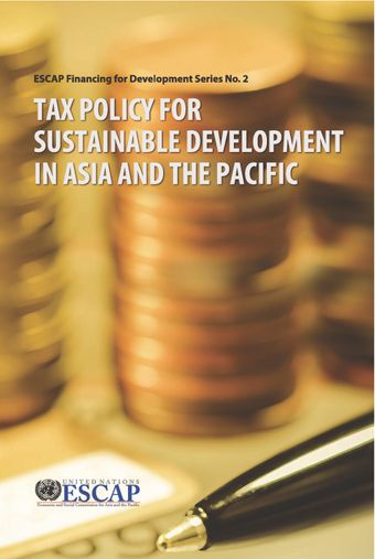 image of Prospects for Progressive Tax Policies in Asia and the Pacific