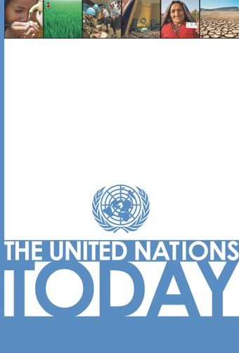 image of The United Nations Today 2008