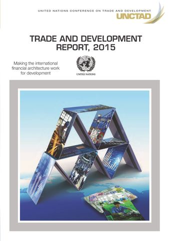 image of Trade and Development Report 2015