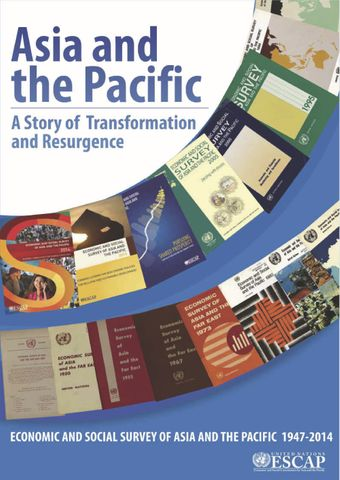 image of Asia and the Pacific: A story of transformation and resurgence - economic and social survey of Asia and the Pacific 1947-2014