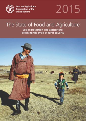 image of The State of Food and Agriculture 2015