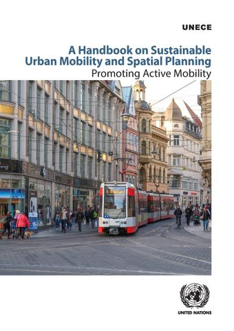 image of Promoting active mobility for healthier urban life
