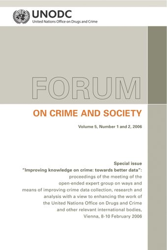 image of Forum on Crime and Society