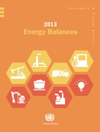 image of 2013 Energy Balances