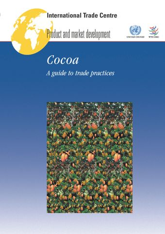 image of Historical development of cocoa supply