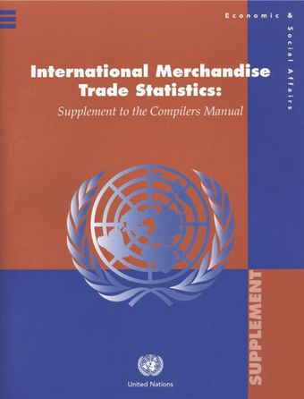 image of International Merchandise Trade Statistics