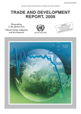 image of Trade and Development Report 2009