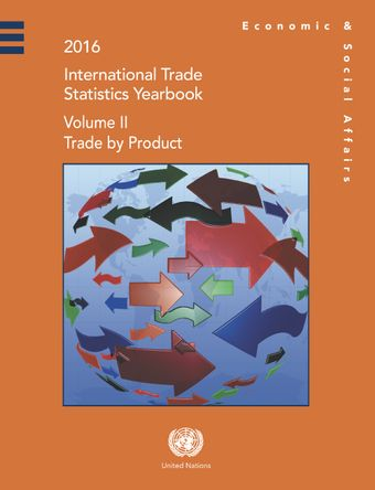 image of International Trade Statistics Yearbook 2016, Volume II
