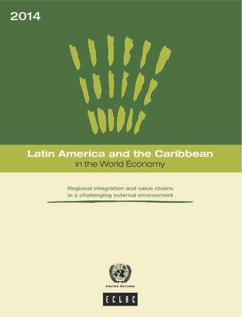 image of Latin America and the Caribbean in the World Economy 2014