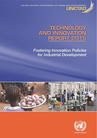 image of Technology and Innovation Report 2015
