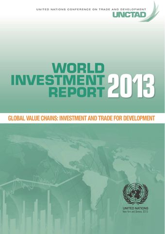 image of World Investment Report 2013