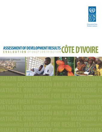 image of Assessment of Development Results - Cote d'Ivoire