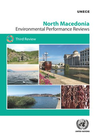 image of Environmental Performance Review: North Macedonia
