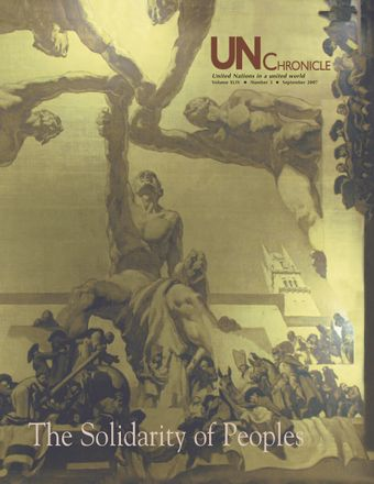 UN Chronicle Vol. XLIV No.3 2007