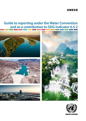 image of Guidance on the template for reporting under the Water Conventionand SDG indicator 6.5.2 (sections II to IV)