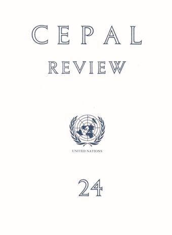 CEPAL Review No. 24, December 1984