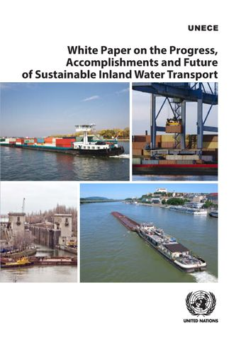 image of Towards a sustainable and competitive inland water transport in Europe: Next steps and recommendations