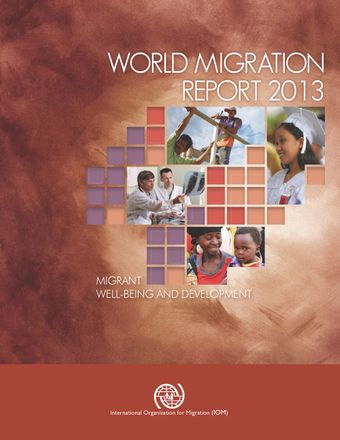 image of World Migration Report 2013