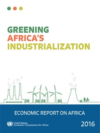 image of Progress in the greening of Africa's industry