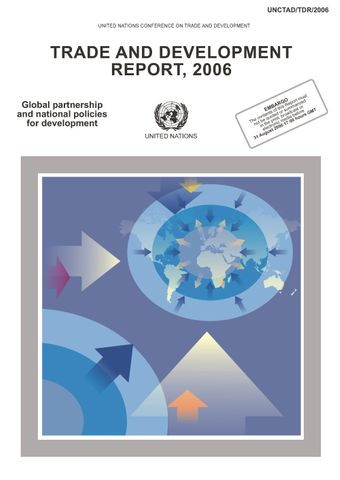 image of Trade and Development Report 2006