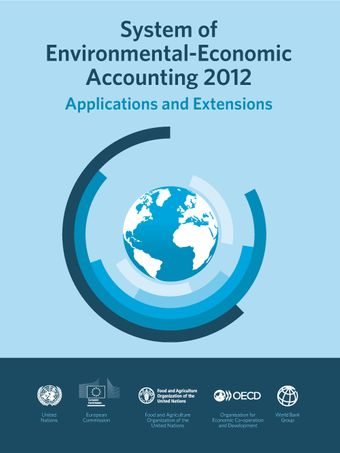 image of System of Environmental-Economic Accounting 2012