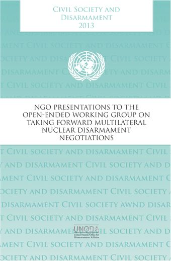image of Multilateral treaty-based commitments and obligations