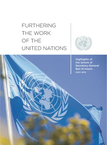 image of Furthering the Work of the United Nations