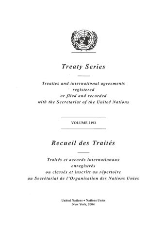 image of No. 38838. Germany and United Republic of Tanzania