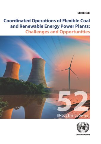 image of Coordinated Operations of Flexible Coal and Renewable Energy Power Plants