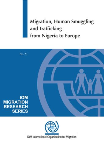 image of Migration, Human Smuggling and Trafficking from Nigeria to Europe