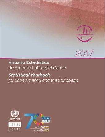 image of Statistical Yearbook for Latin America and the Caribbean 2017