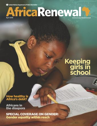 Africa Renewal, April 2015